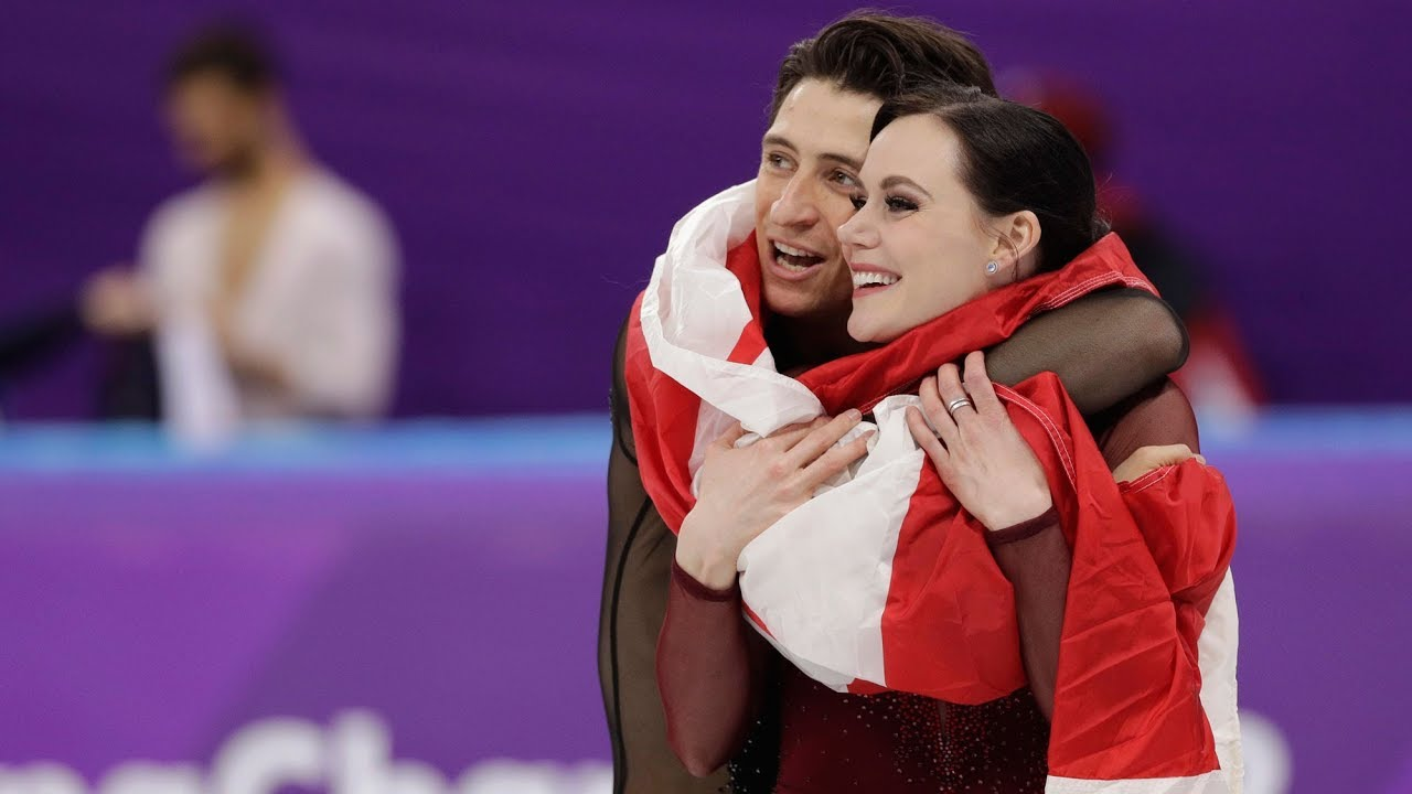 Tessa Virtue and Scott Moir legendary Canadian athletes: TSN's Jay and Dan