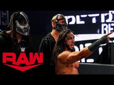 Mustafa Ali is revealed as RETRIBUTION's leader: Raw, Oct. 5, 2020