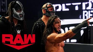 Mustafa Ali is revealed as RETRIBUTION's leader: Raw, Oct. 5, 2020