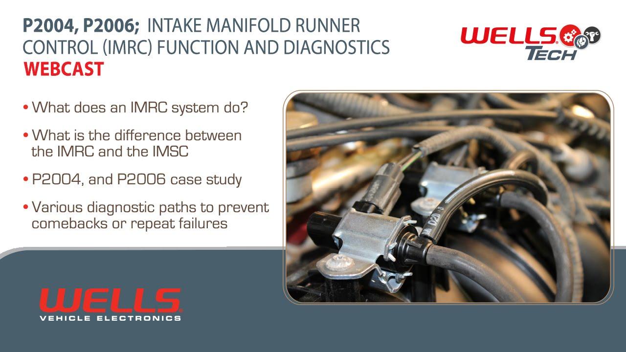 07 Fusion Fuse Diagram P2004 P2006 Intake Manifold Runner Control Imrc