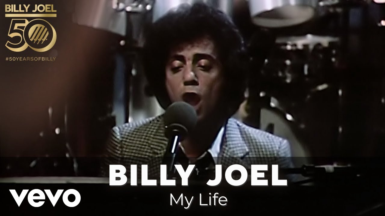 Billy Joel - My Life (Official Video)