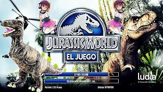 Mi transmisión continua de Jurassic World