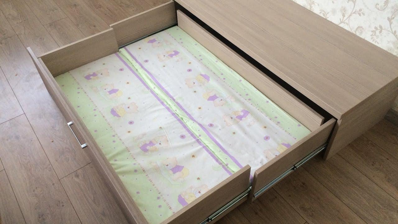 Двухъярусная кровать подростковая детская
