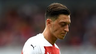 Mesut Ozil 'Arsenal's best chance of top four finish' says Tim Sherwood