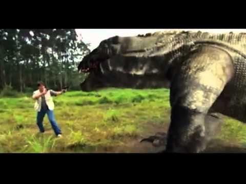 KOMODO VS. COBRA-The man of a thousand hand guns.