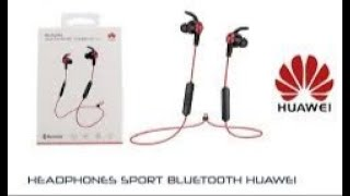 Huawei Sport Bluetooth Headphones Lite Unboxing and Review