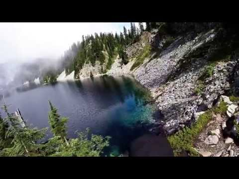 Snow Lake and Gem Lake North Bend, WA 8.16.14