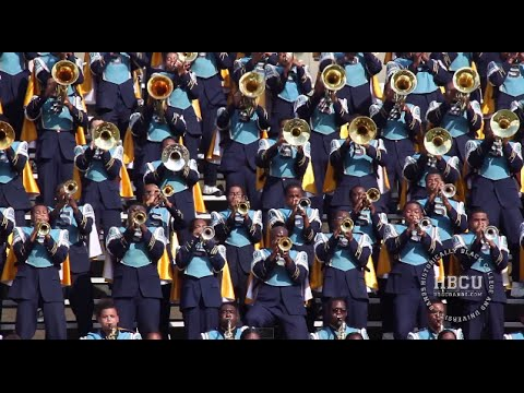 Nobody Does it Better  Southern University Human Jukebox 2014