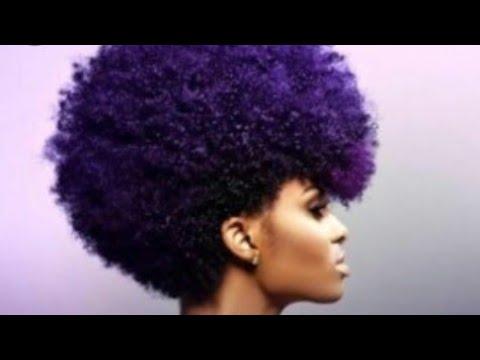 SPLAT: Midnight Amethyst Hair Dye - YouTube