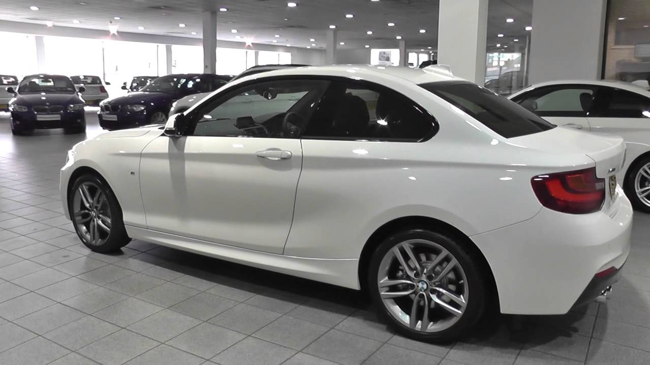 bmw 2 series coupe f22 220d xdrive m sport coupe b47 z2mh u6171 youtube. Black Bedroom Furniture Sets. Home Design Ideas