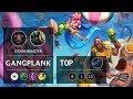 Gangplank Top vs Jax - KR Grandmaster Patch 9.13