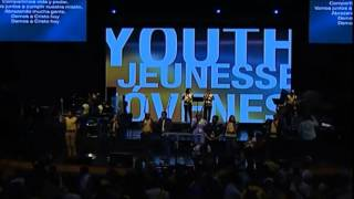 Poderosos Abrazando - Himno Tema - Congreso Guatemala 2014