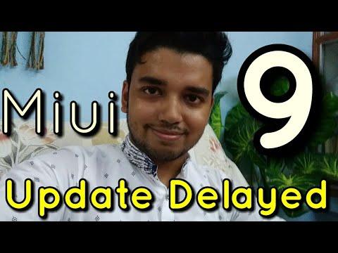Miui 9 Beta Update Arrangement   Delayed due to China National Holiday   Hindi - हिंदी