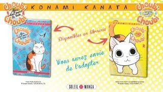 bande-annonce Choubi-Choubi - Mon Chat pour la vie - T.1