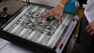 Cyanotype Demonstration