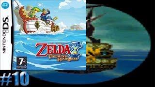 Vamos por el barco fantasma/The Legend of Zelda: Phantom Hourglass #10