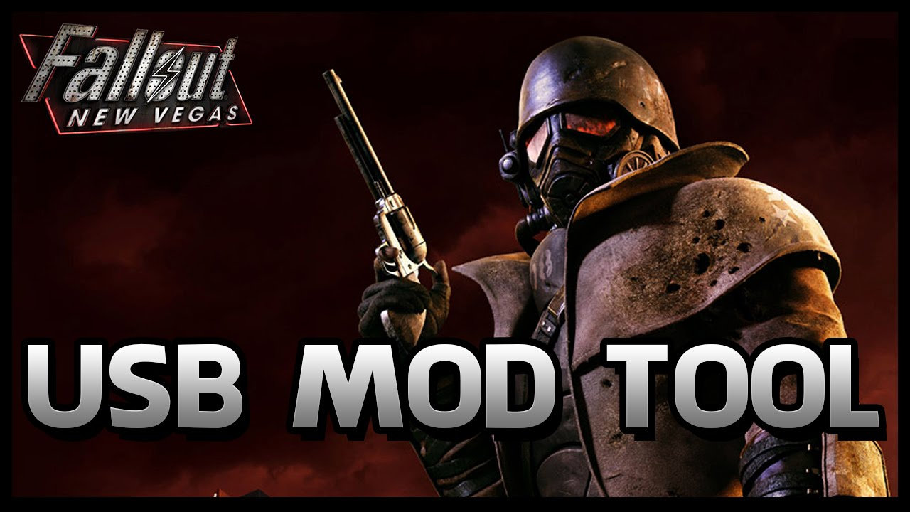 Fallout New Vegas: BEST USB Mod Tool (XBOX 360) [Download!]::