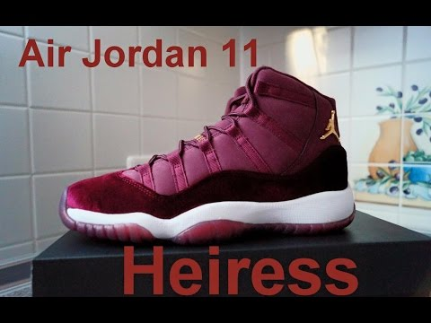 Unboxing the Nike Air Jordan 11 Retro GS