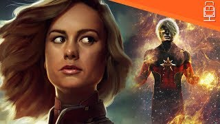 Captain Marvel Origin & Nick Fury Being Different Details