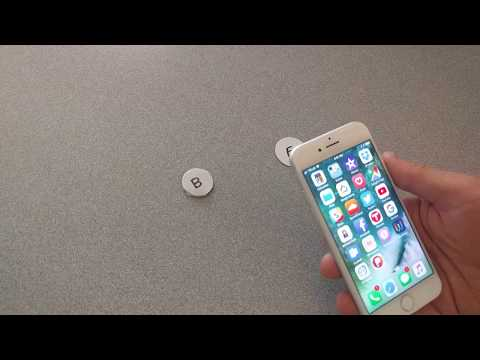 Reading NFC Tags on iPhone / iOS 11 (NDEF encoded vs. unencoded)