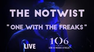 The Notwist - One With The Freaks - Live @Le106