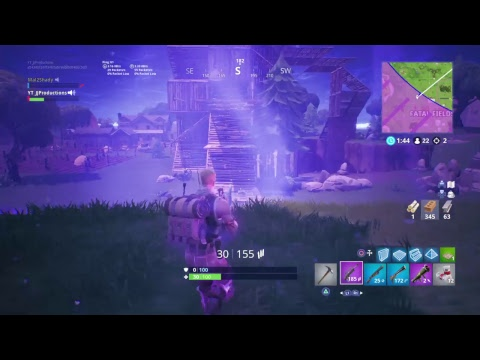 Playing Fortnite Can I Get My First Dub?