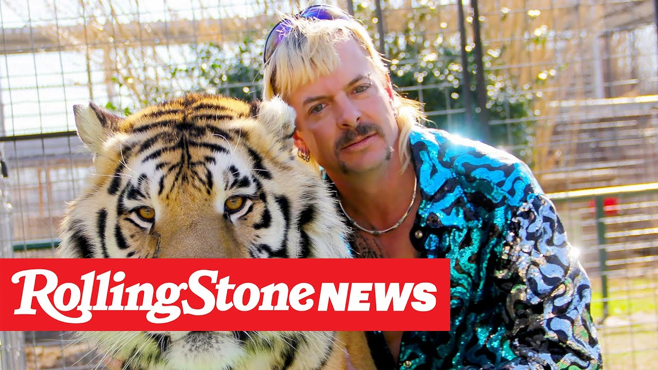 'Tiger King': Joe Exotic's Country Songs | RS News 3/26/20