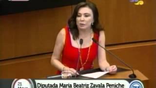 Dip. Beatriz Zavala (PAN) - Privación Ilegal de la Libertad de Julia Carabias
