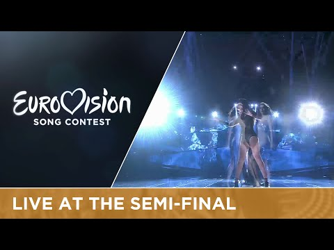 Iveta Mukuchyan - LoveWave (Armenia) Live At Semi - Final 1 At The 2016 Eurovision Song Contest