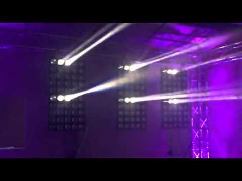 American DJ Matrix Beam @ AstoundedDotCom
