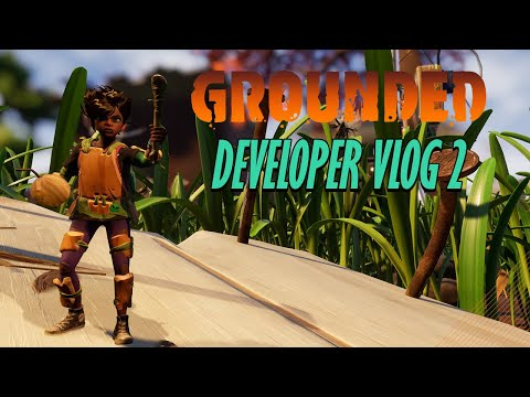 Grounded Developer Vlog 2 - Making Survival Easier