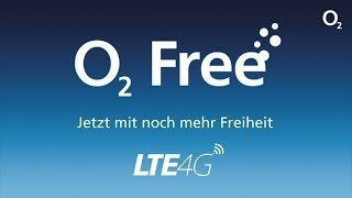 o2 Free - Jetzt auch nach Verbrauch des Datenvolumens mit LTE weitersurfen