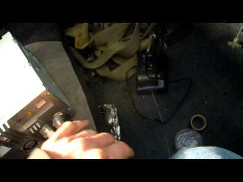 Alpine INA-W900BT Installation Gen Info Speaker ReWire Dec 2011.AVI