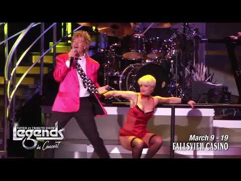 Legends In Concert returns to Fallsview Casino 2017