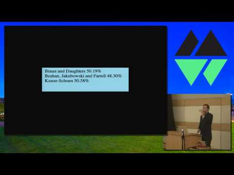 Mountain West JavaScript 2014 - Be Predictable, Not Correct. by Pete Hunt