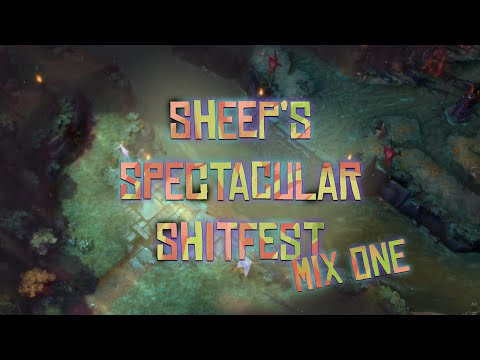 Sheep's Nearly Discontinued Shitfest: Mix 1