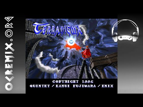 OC ReMix #1721: Terranigma 'Afternoon Tea with SnappleMan's Mom' [Town] by OA