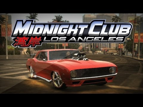 Midnight Club: Los Angeles - 1969 Camaro RS SS Customisation