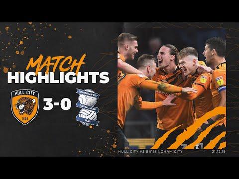 Hull City 3-0 Birmingham City | Highlights | Sky Bet Championship
