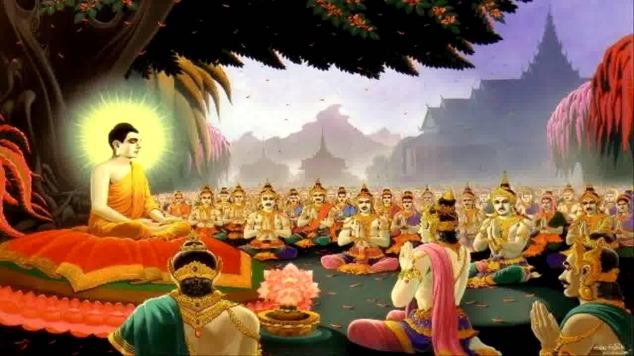 Hd Wallpaper Gautam Buddha Buddha Story Youtube