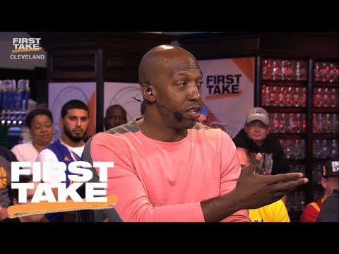 Chauncey Billups On What Went Wrong With The Cavaliers In Game 3 | First Take | June 8, 2017