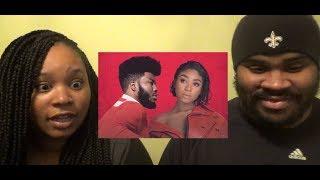 KHALID X NORMANI - LOVE LIES (MUSIC VIDEO) YASSSSSSSS MANI BEAR - REACTION