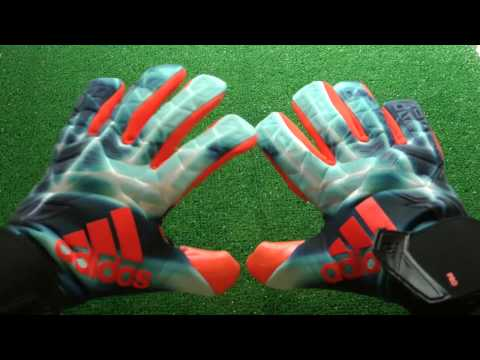 Adidas Ace Trans Pro Goalkeeper Glove Manuel Neuer Edition Preview