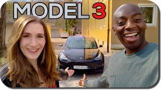 Unser Tesla Model 3 Ist ENDLICH Da! Mit Mängeln 😢