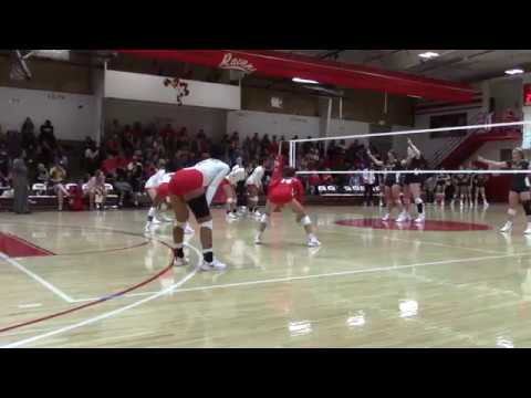Post Game Volleyball: Highland