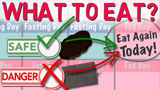HOW TO BREAK A FAST: Bęst Results & Worst Mistakes (Refeed Syndrome)