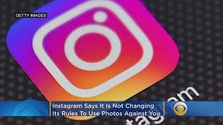 No, Instagram Is Not Changing Its Rules To Use Your Photos Against You