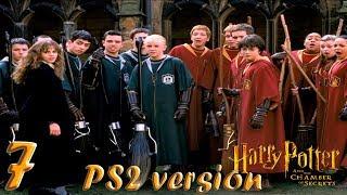 Гарри Поттер и Тайная Комната прохождение PS2-версия #7 Изучаем Экспелиармус и дуэлимся с Малфоем