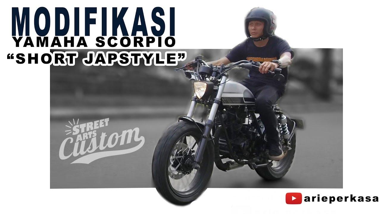 modifikasi jap style modifikasi motor japstyle terbaru