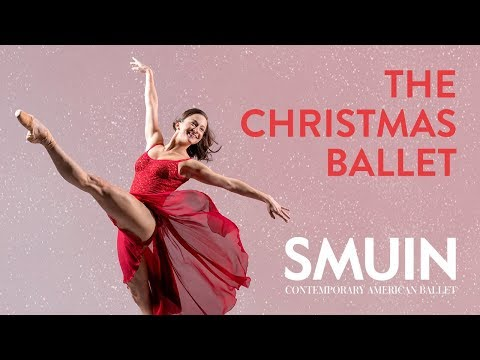 "Smuin's ""The Christmas Ballet"" 2017!"